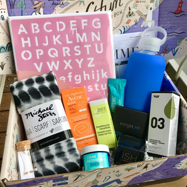 Fab Fit Fun Summer Box
